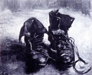 Blog Van Gogh Boots