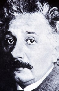Einstein Portrait March 2010