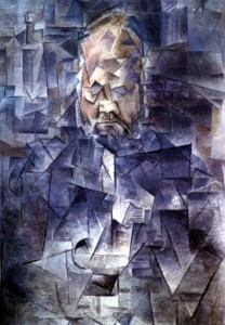 Picasso Cubist Portrait March 2010
