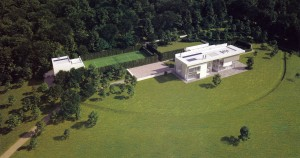 Richard Meier from Above a