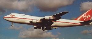 Virgin Jet